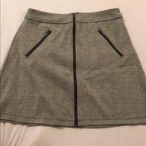 GAP Zip Up skirt
